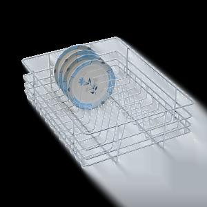 PLATE BASKET (6″ HEIGHT X 17″ WIDTH X 20″ DEPTH) STAINLESS STEEL