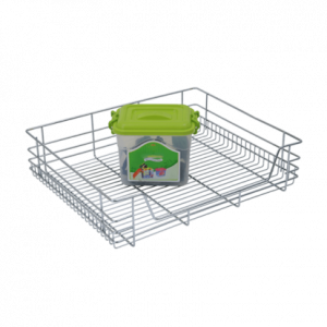 CUP BOARD BASKET (8″ HEIGHT X 19″ WIDTH X 20″ DEPTH) STAINLESS STEEL