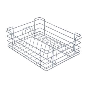 Thali Basket (8″ Height X 21″ Width X 20″ Depth) 5mm wire Stainless Steel